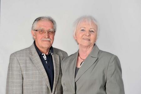 Dieter und Karin Jörger